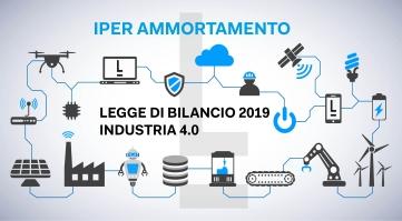 Proroga IperAmmortamento 2019 – Industria 4.0