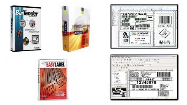 Software per Etichette