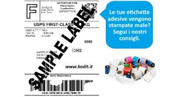 Consigli per realizzare un'etichetta adesiva perfetta.