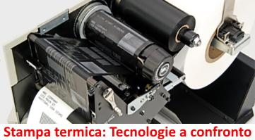 Stampanti termiche, tecnologie a confronto